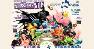 ficzone-granada-gaming-festival-2017-cartel-frikis