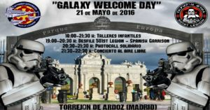 galaxy-welcome-day-torrejon-ardoz-legion-501-spanish-garrison