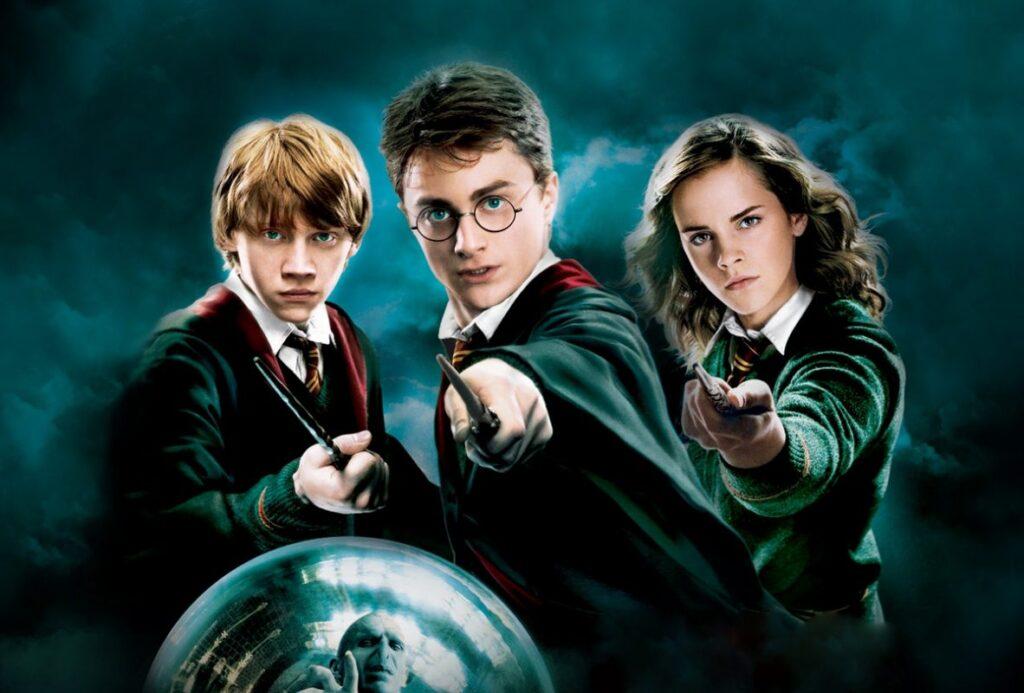 harry-potter-hogwarts-hermion-ron-voldemort-libros-pelicula-cine-saga-la-nueva-galaxia