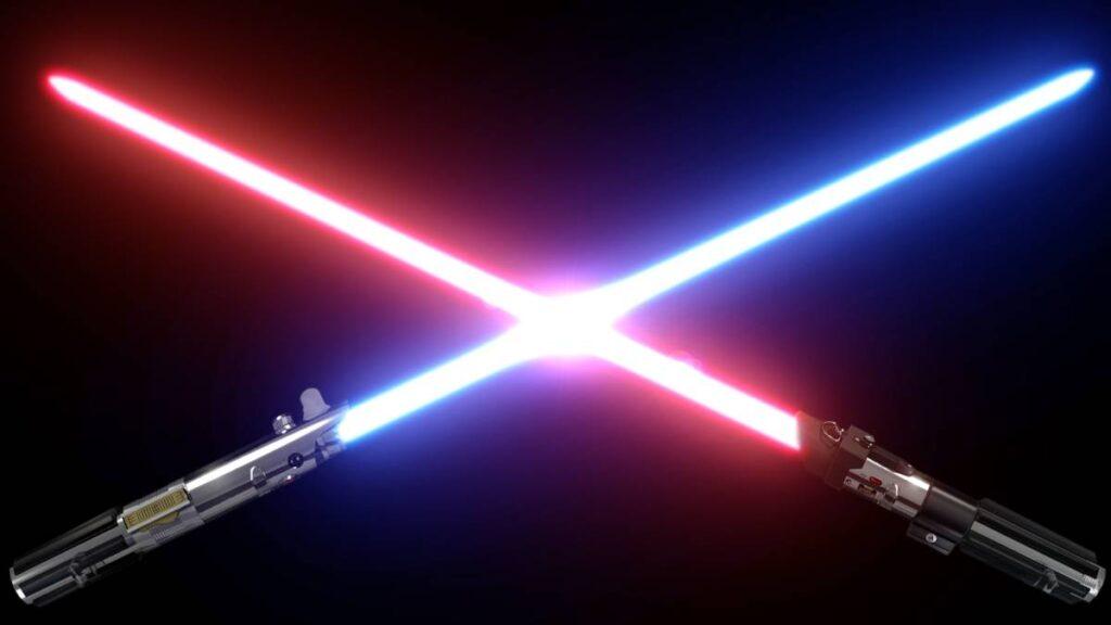 star-wars-la-guerra-de-las-galaxias-sable-laser-darth-vader-luke-skywalker-la-fuerza-lado-oscuro-pelicula-jedi-cine-saga-la-nueva-galaxia