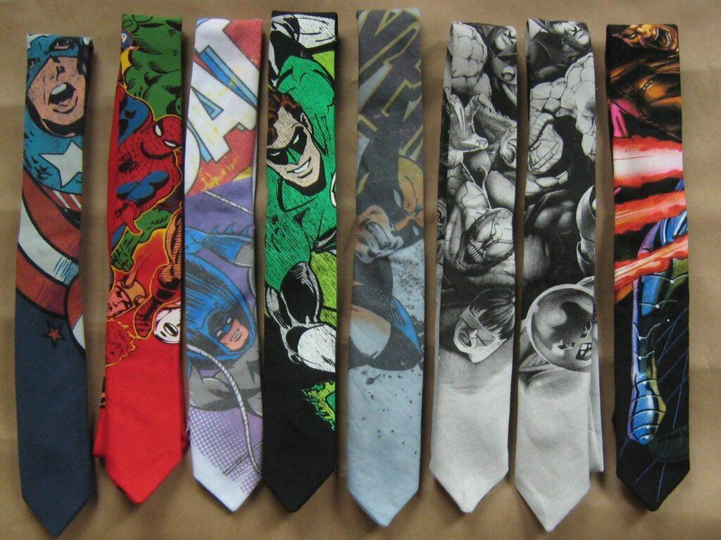 corbatas-pajaritas-frikis-complementos-ropa-la-nueva-galaxia